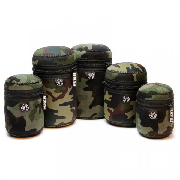 Camouflage Dicky Bags