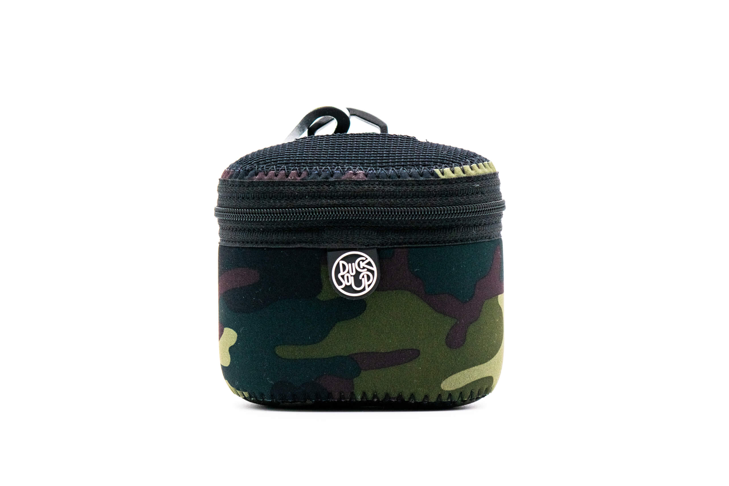 Camo Treat Bag Front View