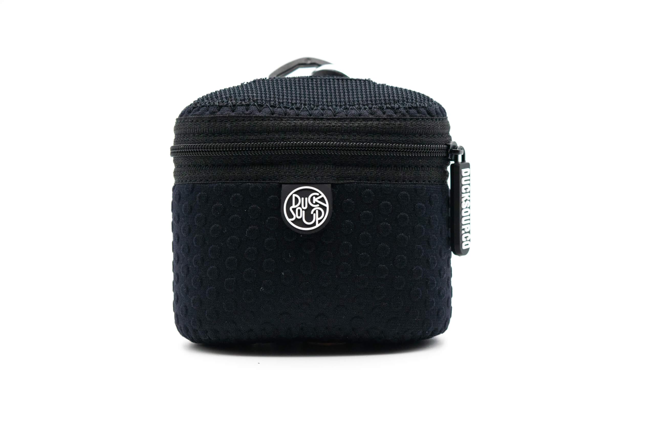 Black Dot Treat Bag Front View