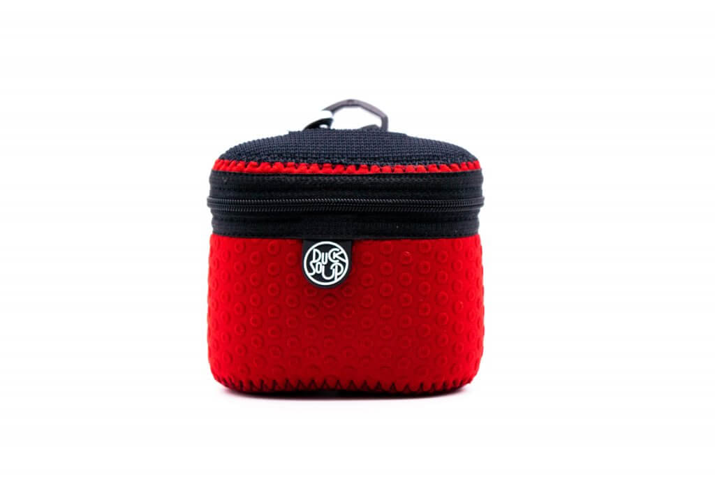 Red Dot Treat Bag
