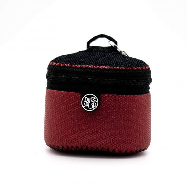 Red Neo-Skin Treat Bag Front