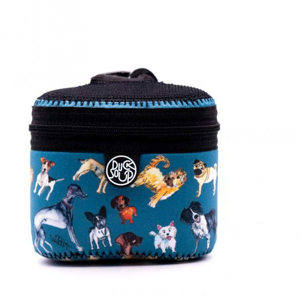 Jo Scott Blue Treat Bag Front